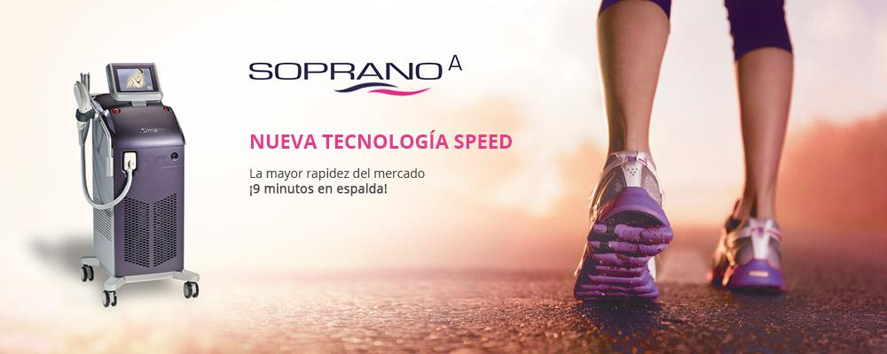 Depilacion Laser Soprano Valencia y Alcoy