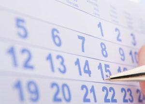 calendario de recuperación de una cirugía de mastopexia.